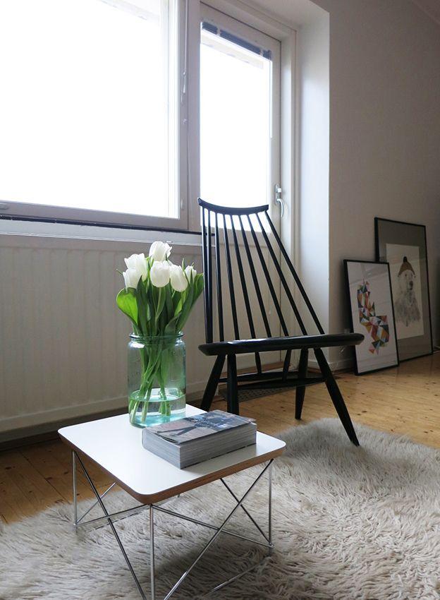 Mademoiselle chair by Ilmari Tapiovaara // Artek