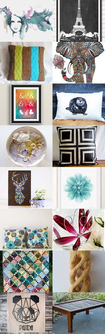 Cool stuff for cool home by mimi lartiste on Etsy--Pinned with TreasuryPin.com