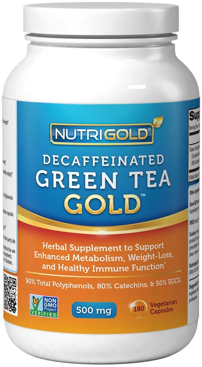 http://www.amazon.com/Green-Tea-Extract-Decaffeinated-Weight-loss/dp/B0055CK0OE/ #1 Green Tea Extract - Green Tea GOLD, 500 mg, 180 Vegetarian Capsules - Decaffeinated Green Tea Fat Burner Supplement for Weight-loss (98% Polyphenols, 50% EGCG): Health & Personal Care