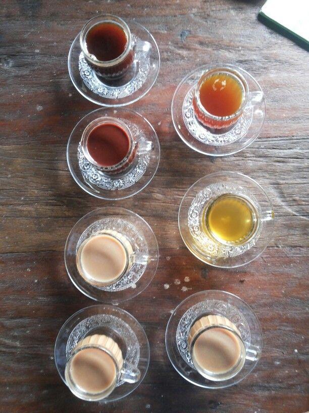Types of drinks @agrowisata