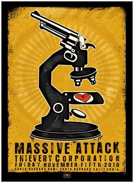 Massive Attack / Thievery Corporation