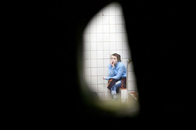 Detention Centre | Anastasia Korosteleva