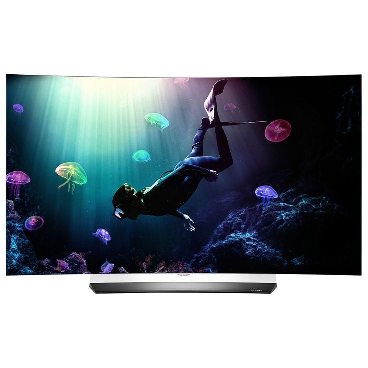 LG OLED55C6P 55-inch Class Curved 4K Oled UHD 3D Television #FairfieldGrantsWishes