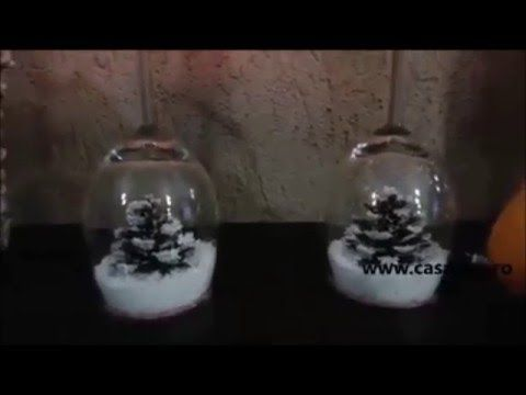 (20) DIY Wine Glass Candle Holders - YouTube