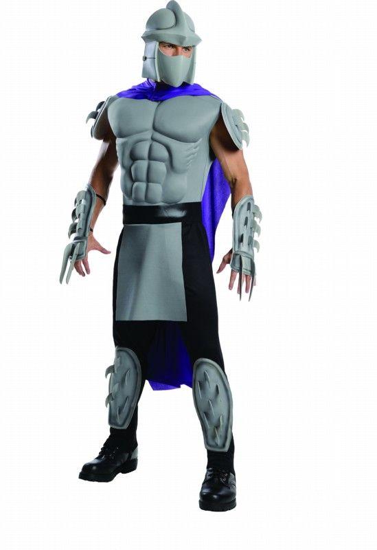 Cheap Costume Ideas For Men: Adult Deluxe TMNT Shredder Costume