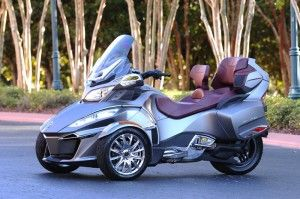 2014 Can-Am Spyder RT