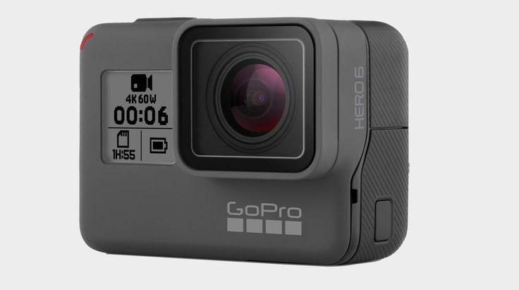 GoPro dá um belo update com a HERO6