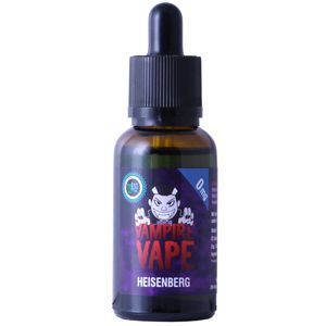 Heisenberg High VG E-Liquid by Vampire Vape http://fogfathers.co.uk
