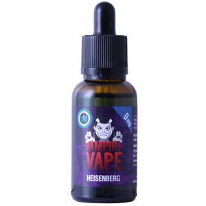Heisenberg High VG E-Liquid by Vampire Vape http://fogfathers.co.uk