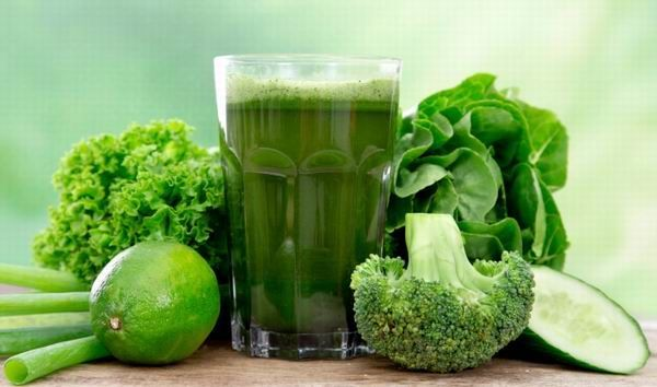 A gyógyító zöld levek