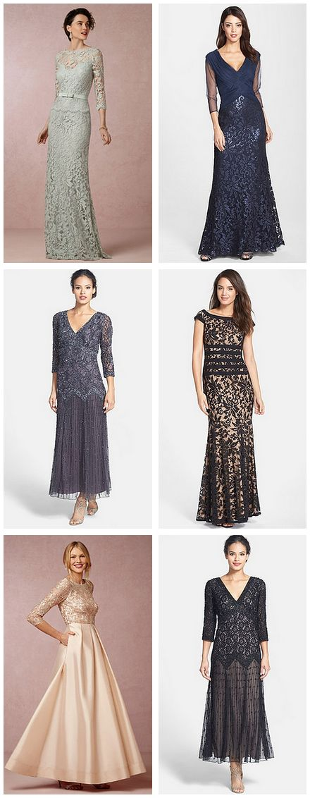 15 Mother of the Bride dresses You'll LOVE!