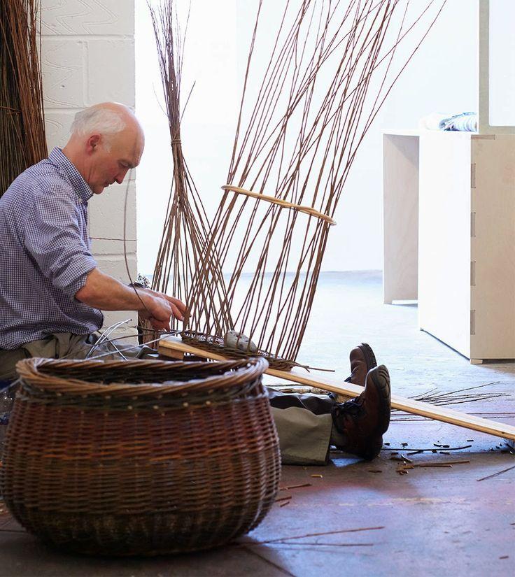 Basket Weaving London : Best golden hands images on