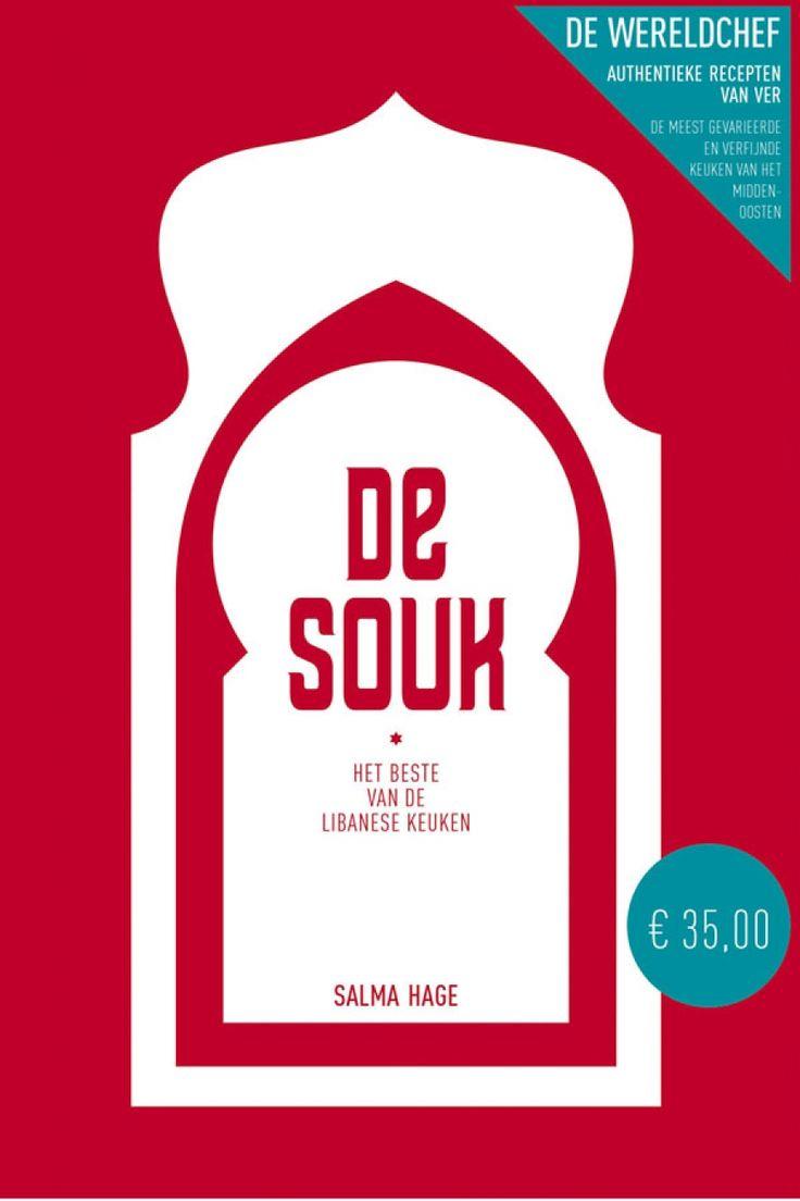 Kookboeken met recepten uit Midden-Oosten en Noord-Afrika   De Souk - Salma Hage   ELLE Eten