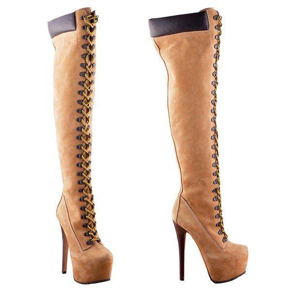 ziginy timberland heels tumblr