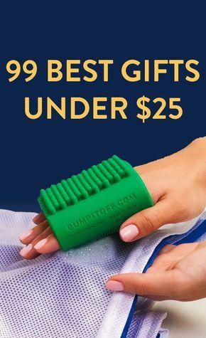 99 Best Gifts Under 25