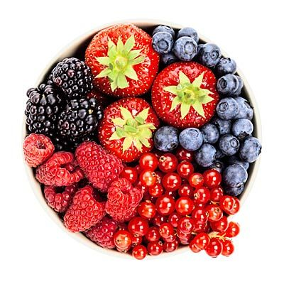 These fruits are powerhouses of vitamin C, which has been shown to reduce the risk of developing macular degeneration and cataracts. #eye #health