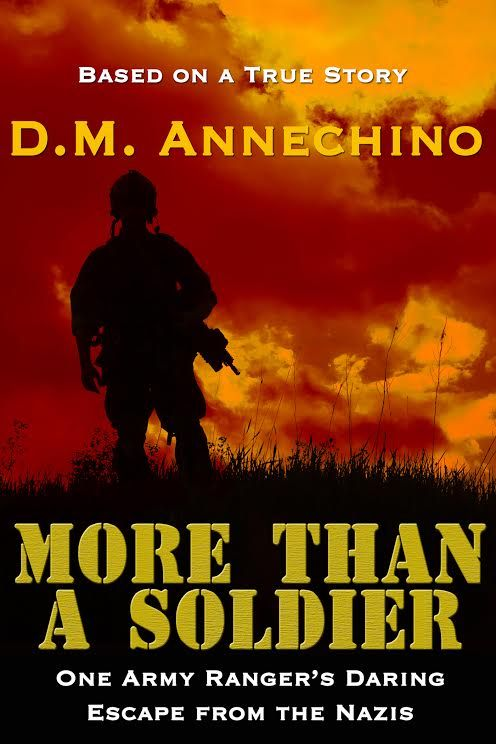 More Than a Soldier, based on a true storyis Angelo DiMarco's powerful story of survival, resilience and courage.  A Few Words From D M Annechino  Where do you write? Is the…