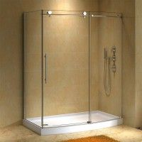 best corner shower units. Corner Glass Shower Enclosure With Steel Door Handle And Wall Mounted  Faucet Hanging On Cream Marble Tiled Showers Units Also Best 25 shower units ideas on Pinterest showers