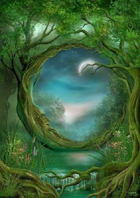 html/academiaespiritualafroshumer.blogspot.com: Magia tem cor?
