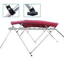 [Outdoor Sports] boat bimini top with 2 support poles