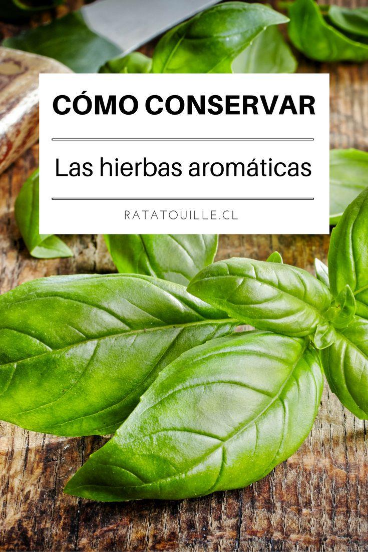 5 malas ideas y 1 solución milagrosa para conservar frescas las hiérbas aromáticas como cilantro, perejil, ciboulette, albahaca, etc. Haz click en la imagen para leer los consejos!