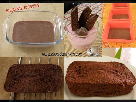 BROWNIE EXPRESS (3 MIN) INGREDIENTES Un huevo 2 cs leche en polvo 2 cs queso batido (o 1cs y media si el queso batido está muy líq...