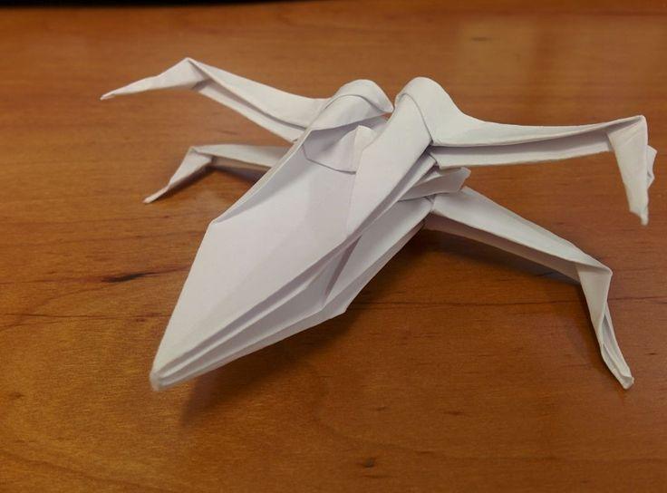 Jek 14 Stealth Starfighter Instructions