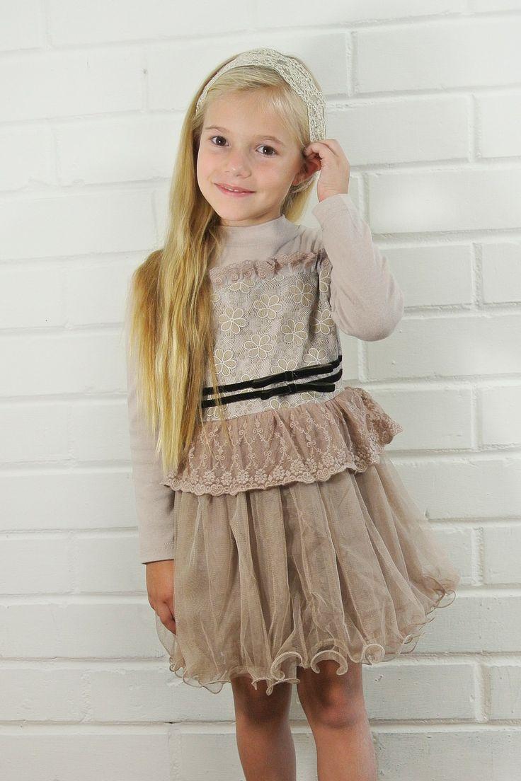 Knuckleheads Long Sleeve Lace Princess Dress on HauteLook