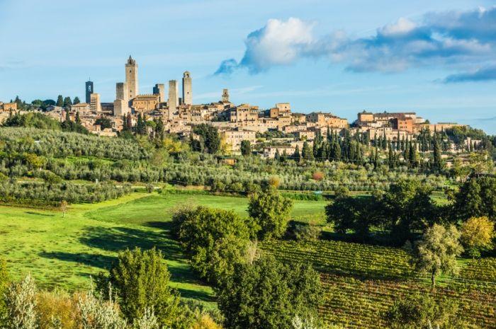 La Toscana, Italia - http://www.bodas.net/articulos/luna-de-miel-en-la-toscana--c1917