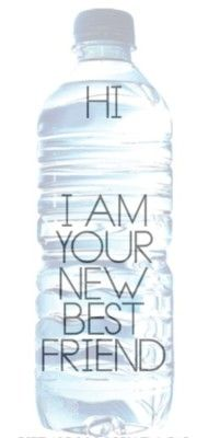 Meet Your New Best Friend- Water facts and why you need to drink it!