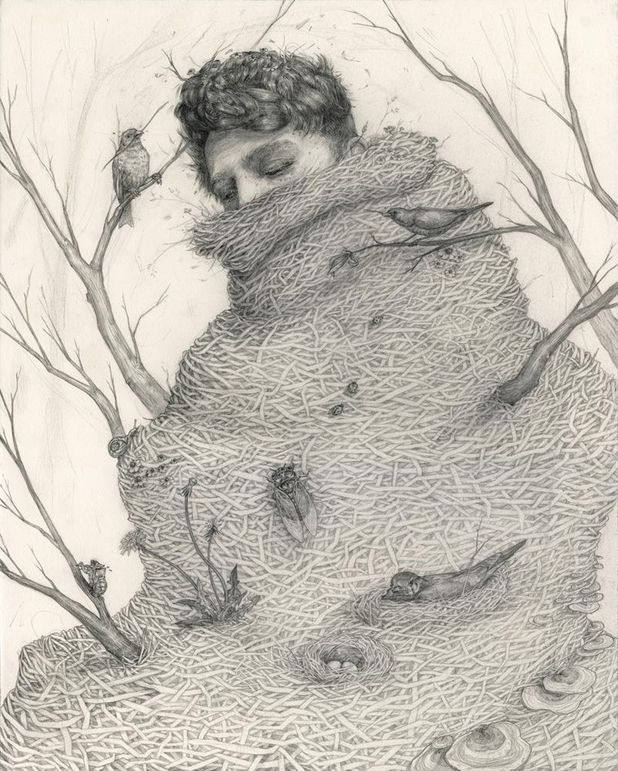 T. Dylan Moore #drawing #illustration