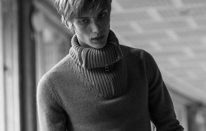 Paul Boche in Elements of Style, photographed by Paul Gore and styled by Simon Chilvers for Matches Fashion