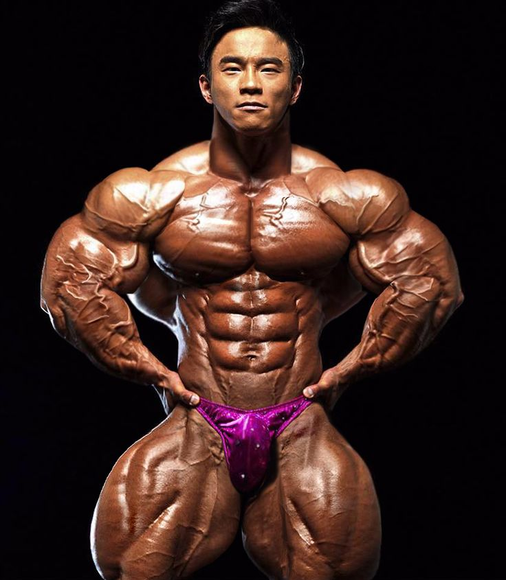 Muscle Morph Asian Your Pinterest Likes Bodybuilding