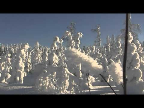 Suomen Talvi - Winter in Finland - YouTube