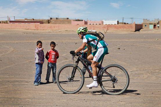 TITAN DESERT RACE - STAGE 3 | 6-Day Titan Desert race in Morocco - Stage 3.