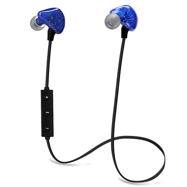 BQ97 Sports Bluetooth Headphone V4.2 Wireless Stereo Bass Headset Earhook Bluetooth Earphone with mic USB Charge fone de ouvido#bluetooth headphones