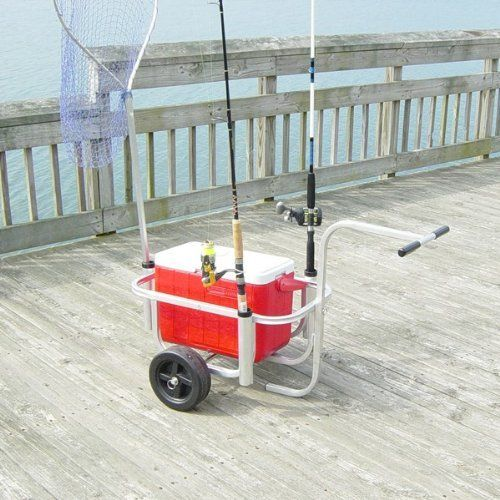 25 best ideas about fishing cart on pinterest beach for Surf fishing cart