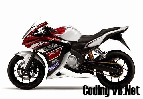Modifikasi Motor: Yamaha Vixion Lightning ala R25