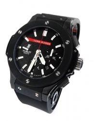 Mens Hublot Big Bang Luna Rossa 301.CM.131.RX.LUN06 Ceramic Carbon Fiber Watch