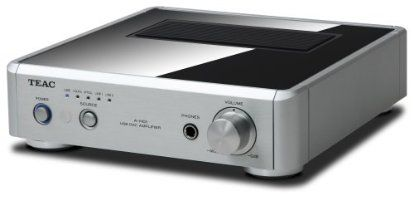 Teac Ah01 Stereo Amplifier with D/A Converter:Amazon:Electronics