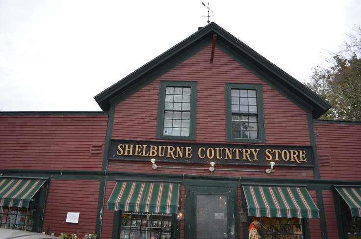 Coupon for shelburne country store