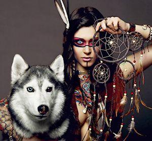 Indiánský horoskop