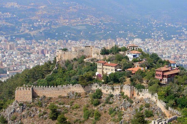 Turecko ...Turkey ....   Türkiye : Treasures of  Alanya.... Poklady  Alanye