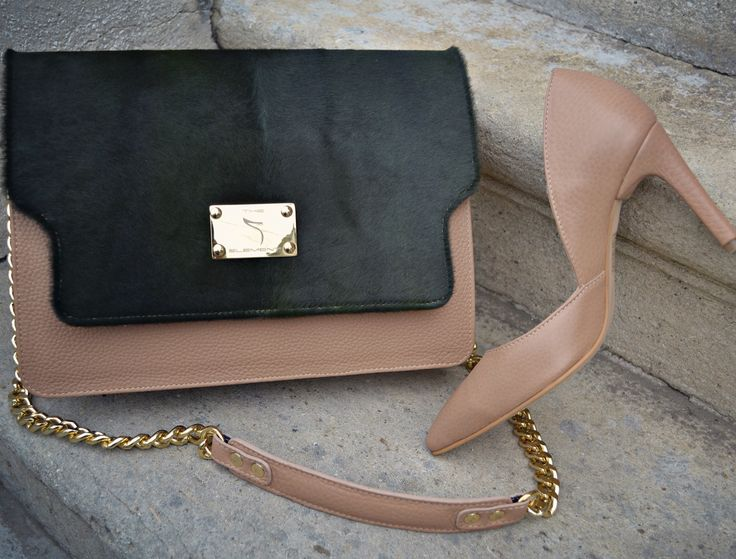 #the5thelementbags #rosettishowroom #leather #bags #pumps #nude #cappuccino #khaky #pony