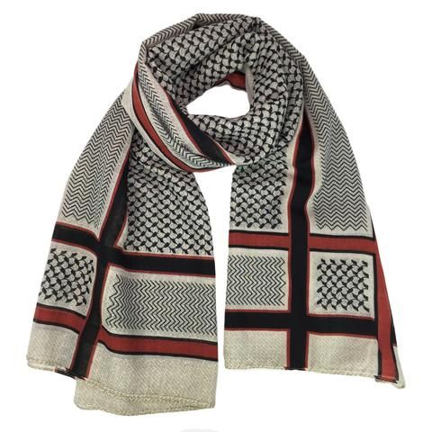 Assorted Pattern Scarf