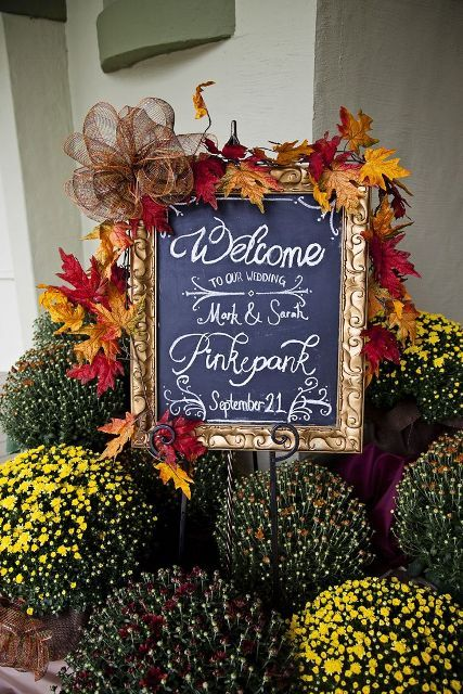 25 Best Ideas About Fall Wedding Decorations On Pinterest Reception Decorations