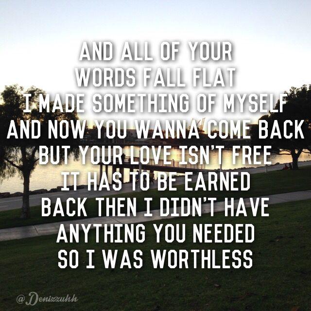 Piece by Piece - Kelly Clarkson lyrics