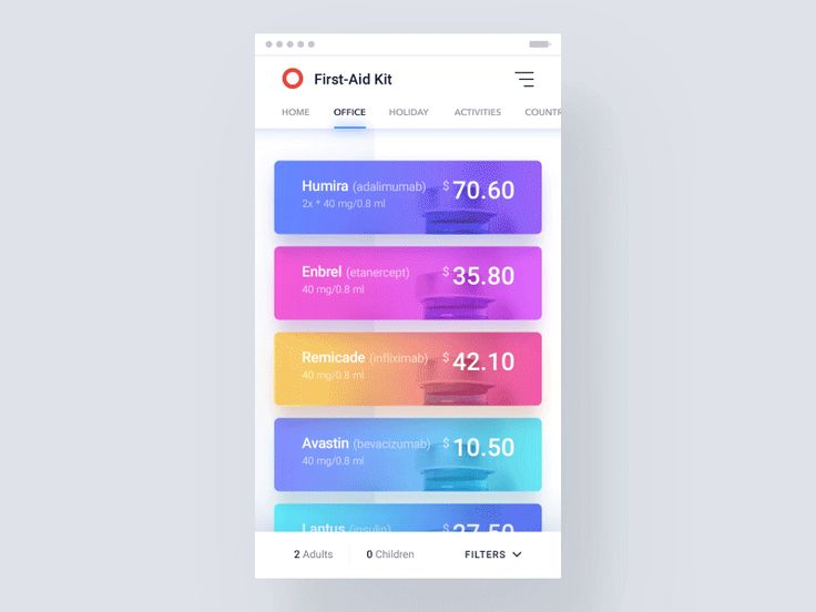 Check our Google Bank Application Concept case study on Behance  Some interaction for First-Aid Kit e-commerce platform. Love ur  --  Looking for interface creators? Would like to help you! Email ...