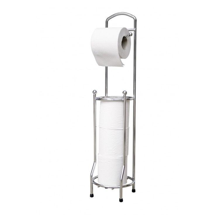 Toalettpappersstativ Demerx Ready - Accessoarer - Bygghemma.se