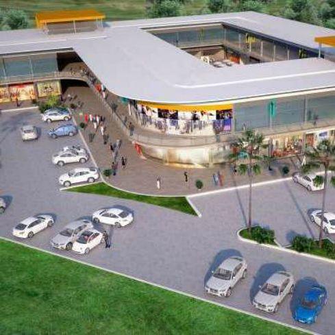 Centro Comercial en Canning – Triangulo Urbano